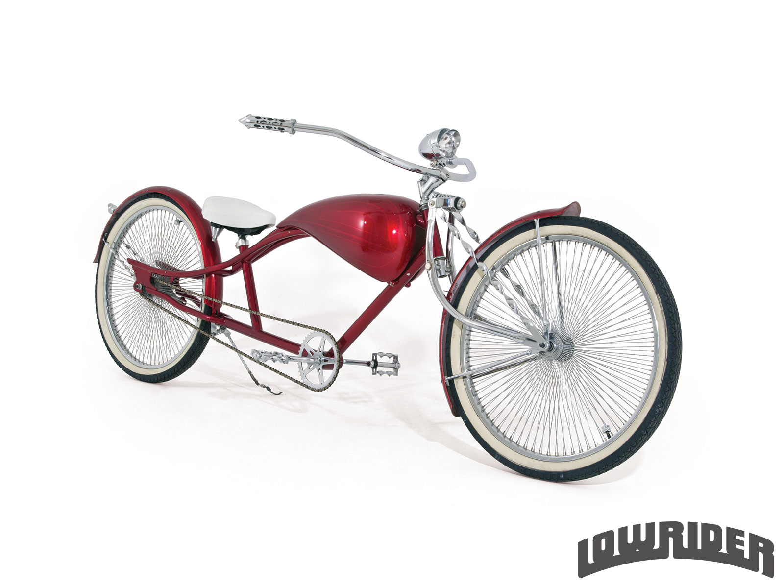 Stretched Beach Cruiser - Lowrider Magazine