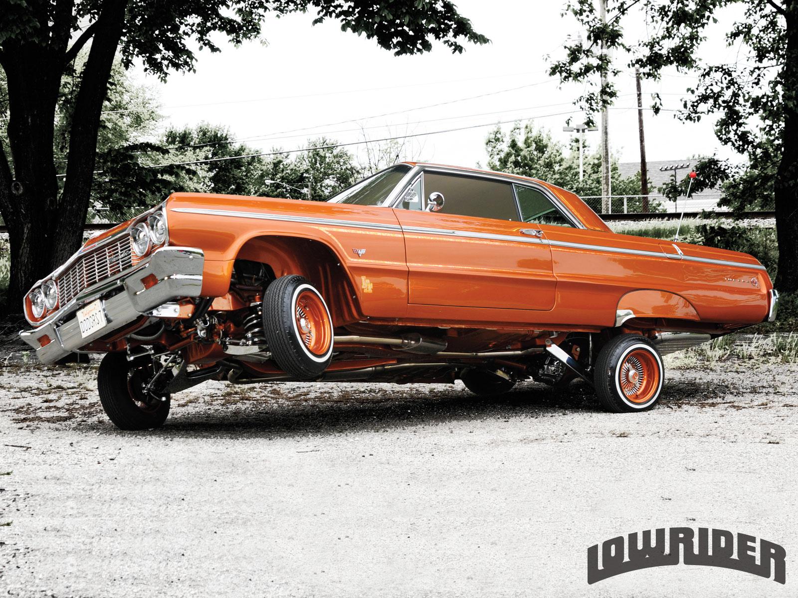 Sixty four chevrolet impala