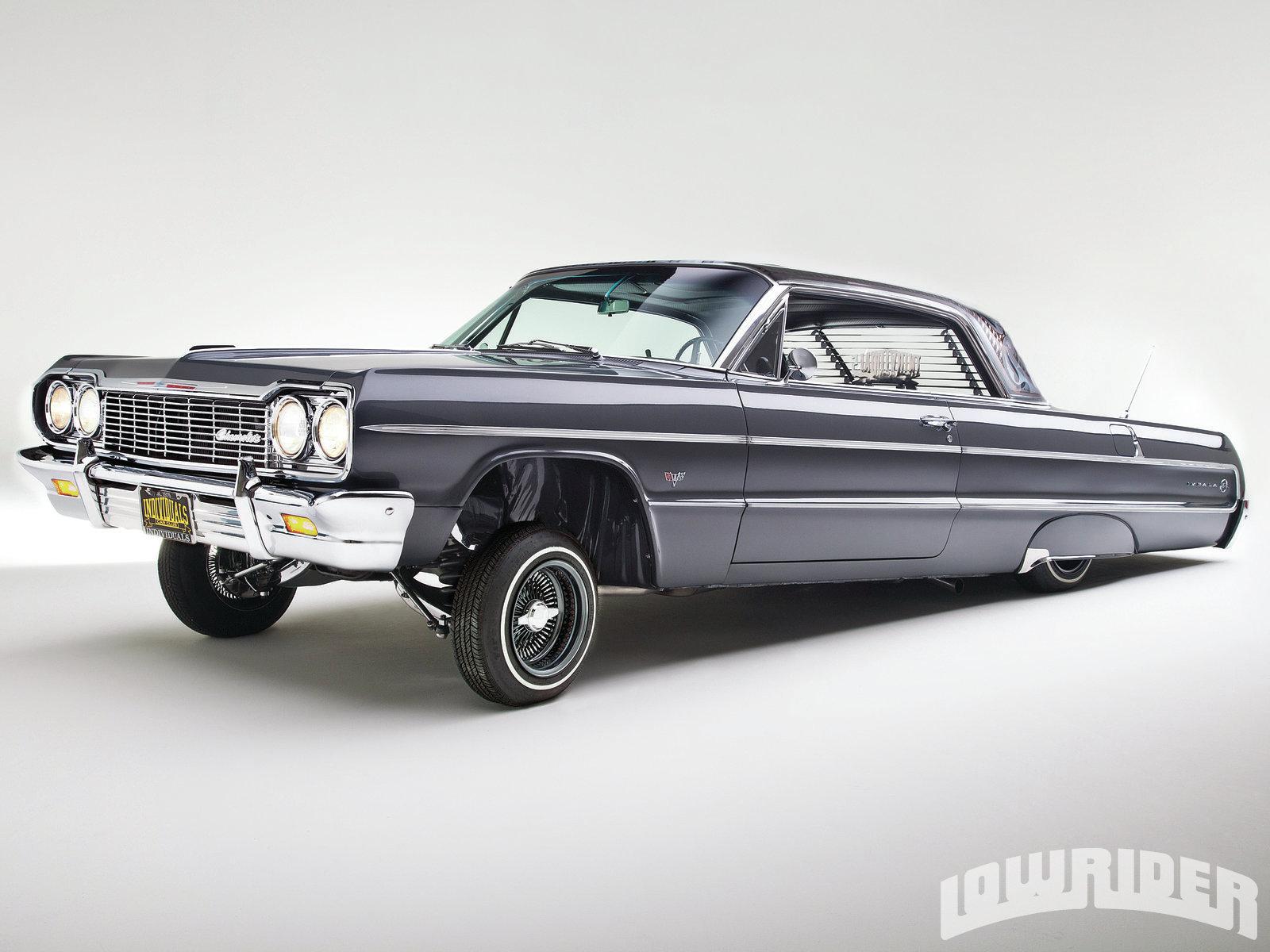 Impala Paint Jobs