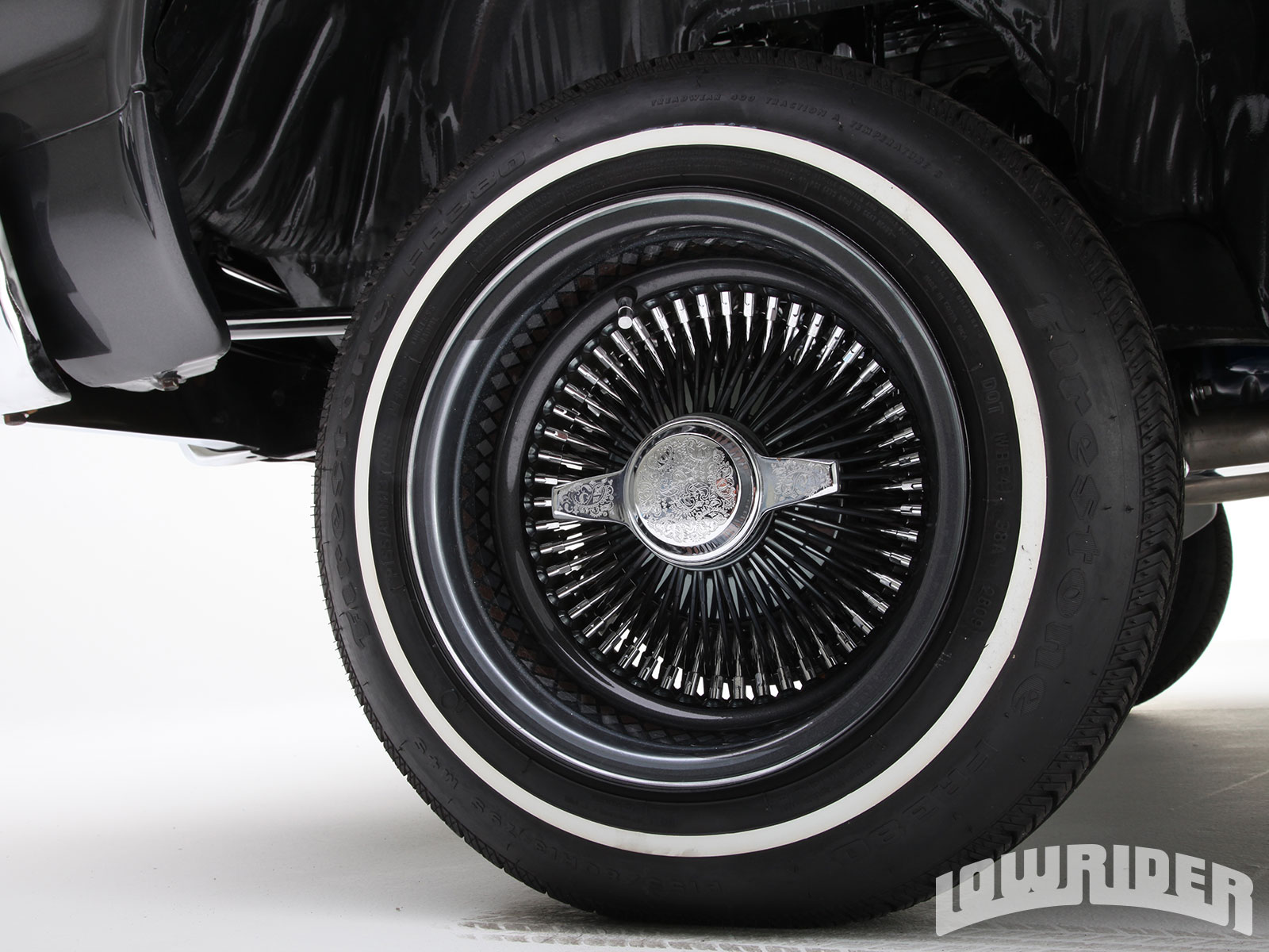 Lowrider Rims And Tires >> 1964 Chevrolet Impala - Lowrider Magazine