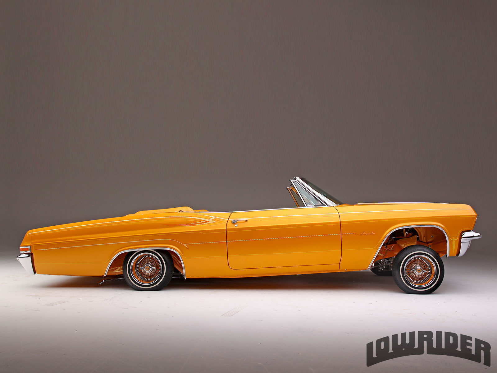 1965 Chevrolet Impala - Lowrider Magazine
