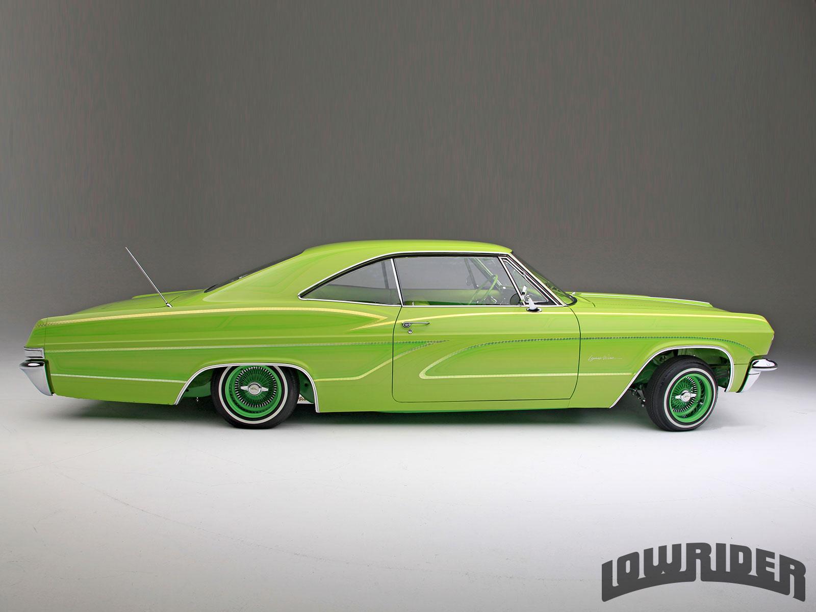 1965 Chevrolet Impala Lowrider Magazine