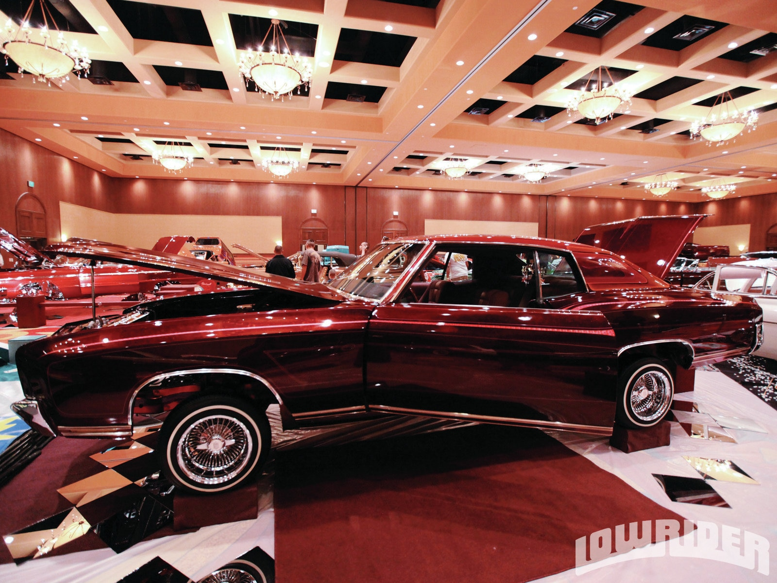 Buffalothundercasinocarshowlowrider Lowrider - Buffalo car show