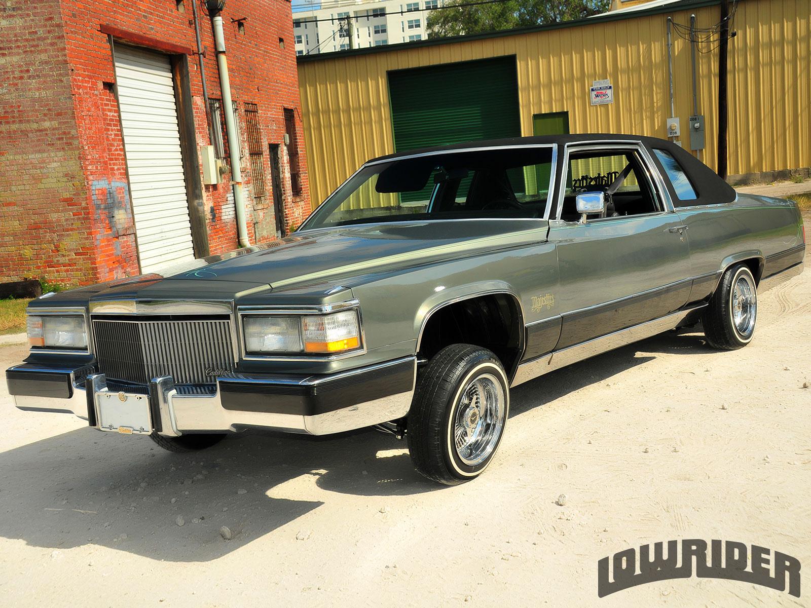 1977 Cadillac Deville - Lowrider Magazine