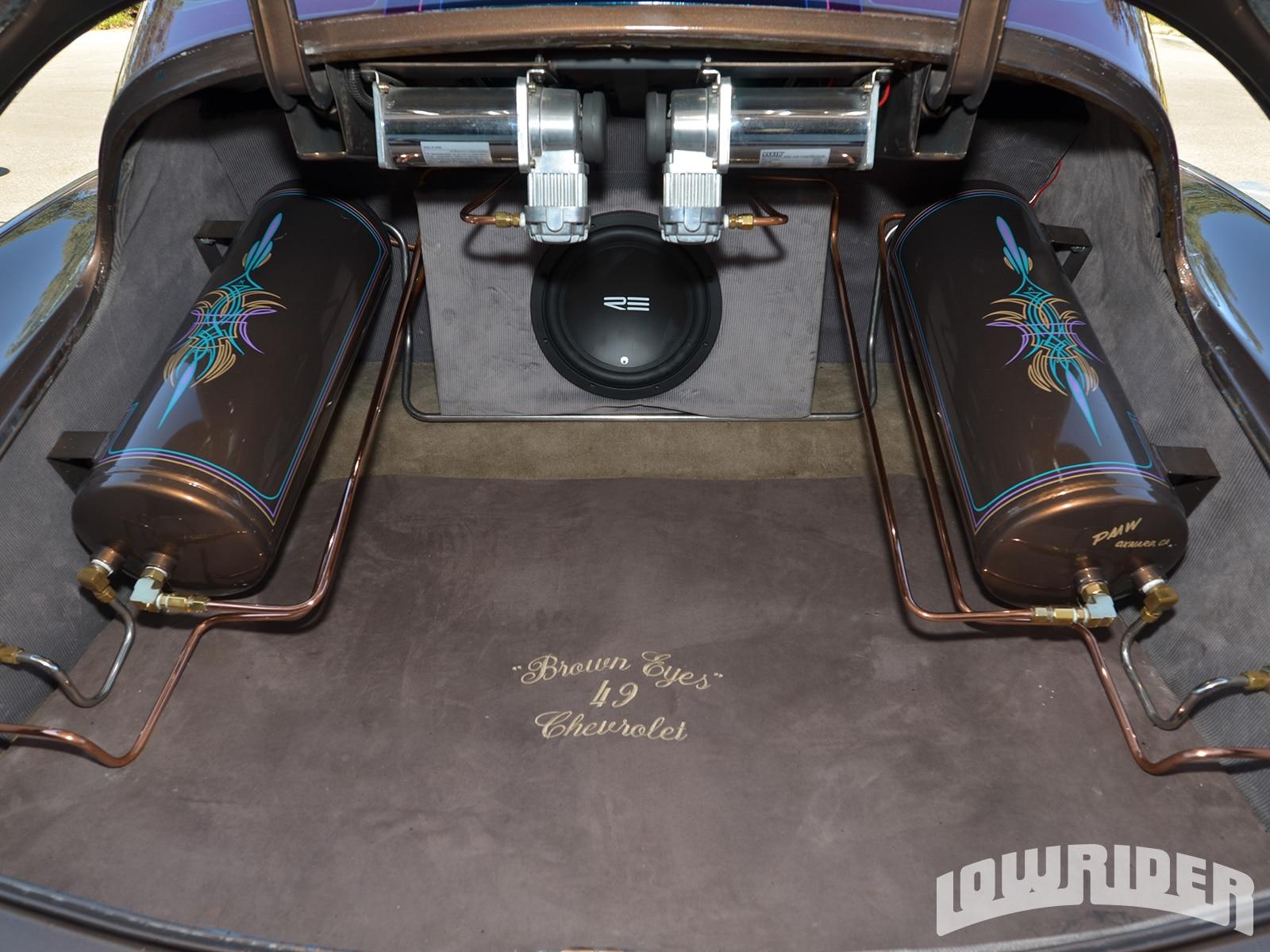 1949 Chevrolet Fleetline - Lowrider Magazine