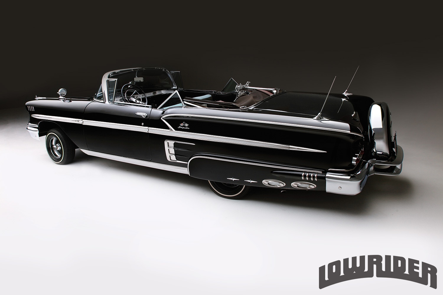 1958 and 1959 Chevrolet Impala Convertibles - Lowrider ...
