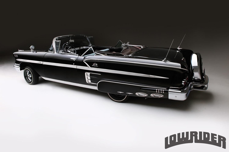 1958 and 1959 Chevrolet Impala Convertibles - Lowrider Magazine