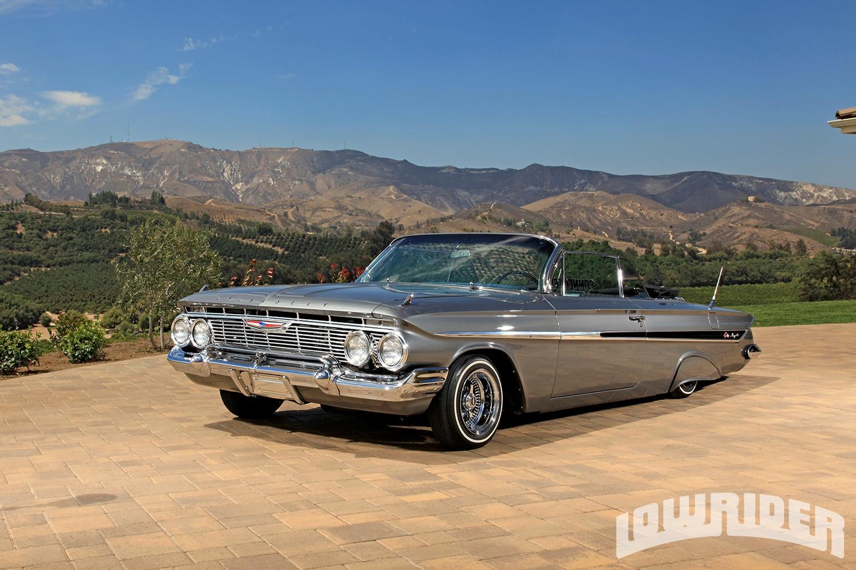 1961 Chevrolet Impala Convertible Lowrider Magazine