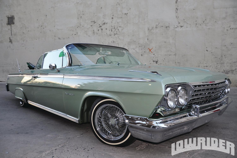 Shortened Cars >> 1962 Chevrolet Impala SS Convertible - Lowrider Magazine