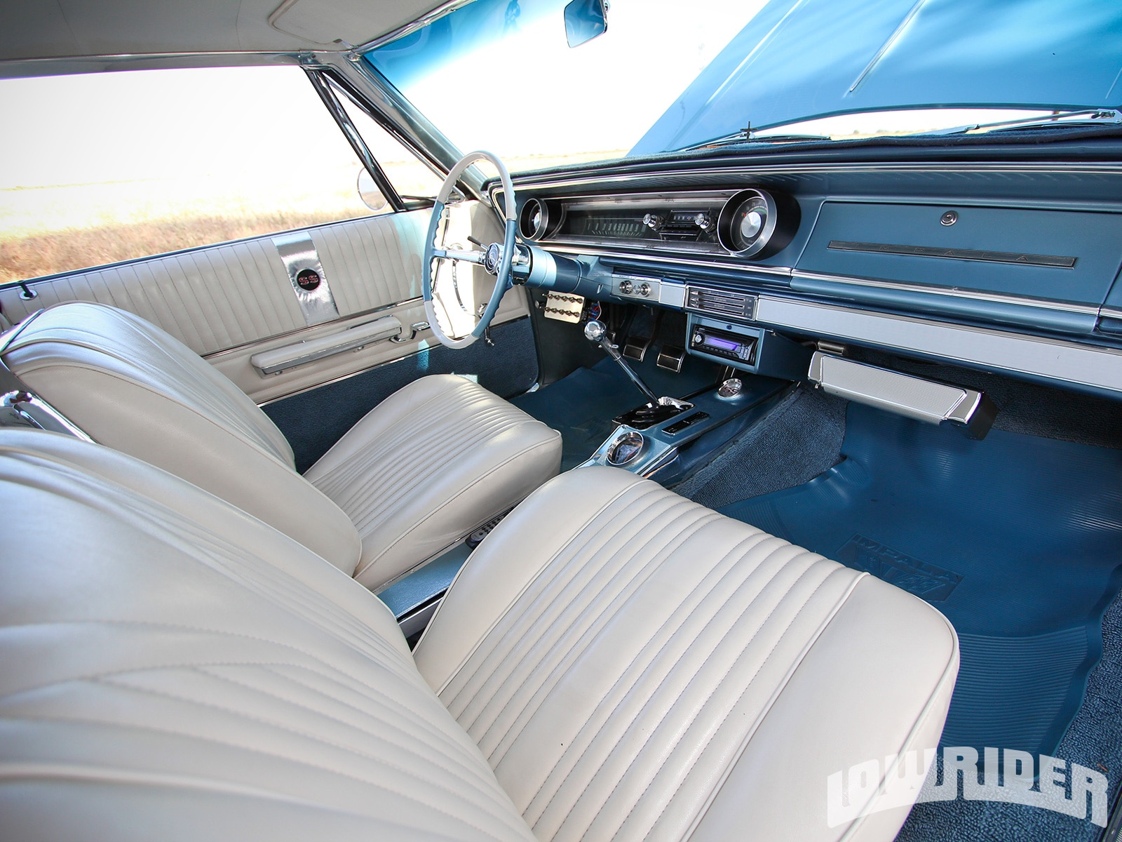 1965 chevrolet impala lowrider magazine for Chevrolet impala 2013 interior