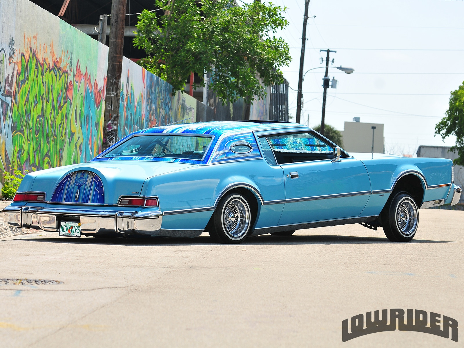 1975 Lincoln Mark Iv Lowrider Magazine