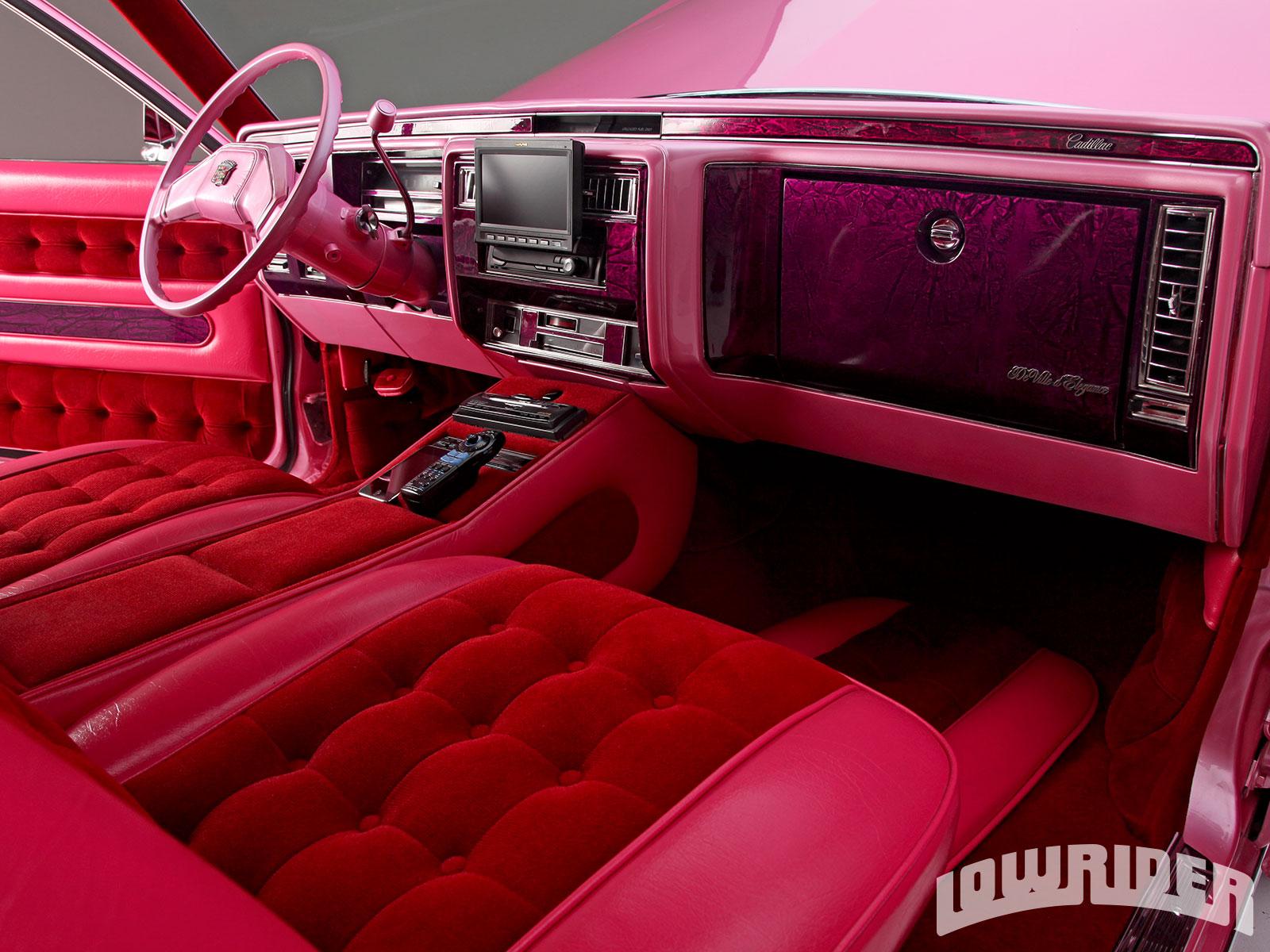 Cadillac Coupe De Ville Interior