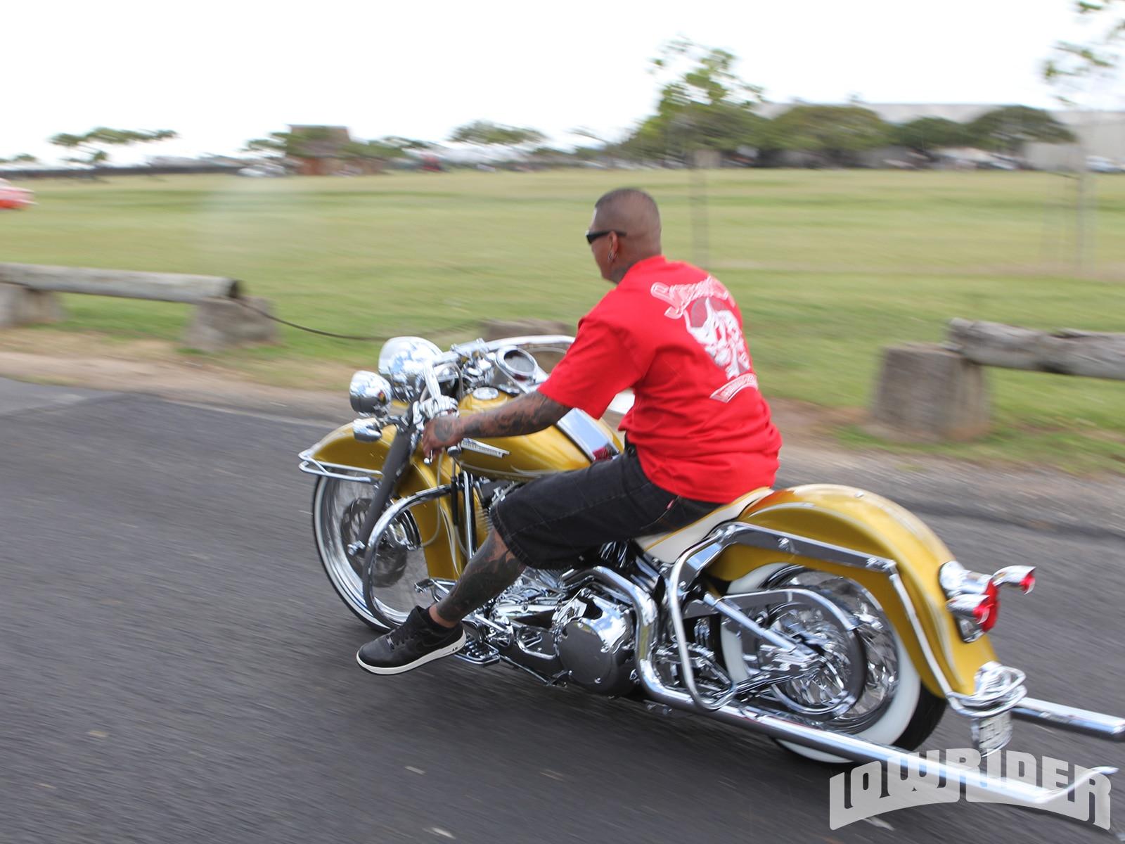 Harley Davidson Deluxe Specs