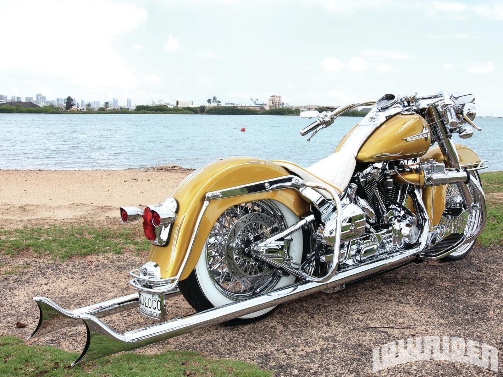 Harley Davidson Super Low T