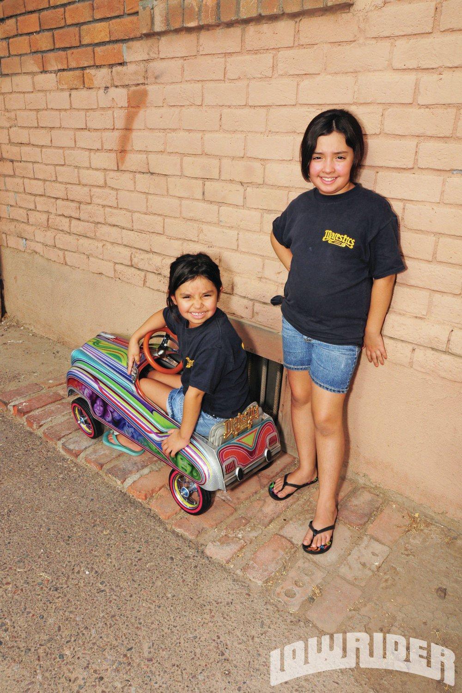 Skittles Pedal Car Lowrider Magazine