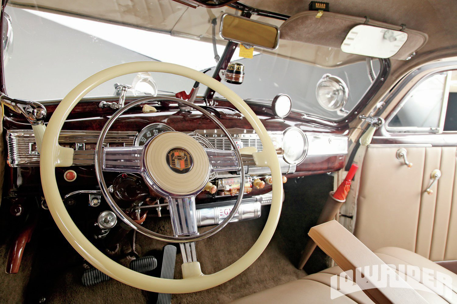 1942 Chevrolet Special Deluxe - Lowrider Magazine