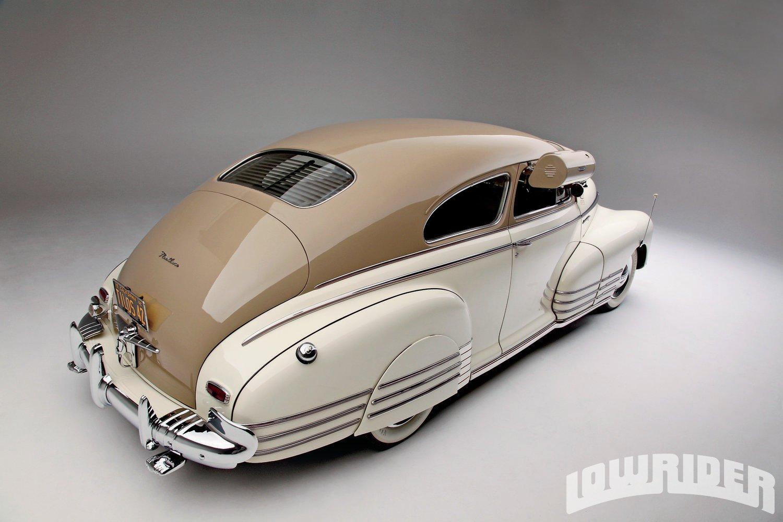 1942 Chevrolet Special Deluxe - Lowrider Magazine