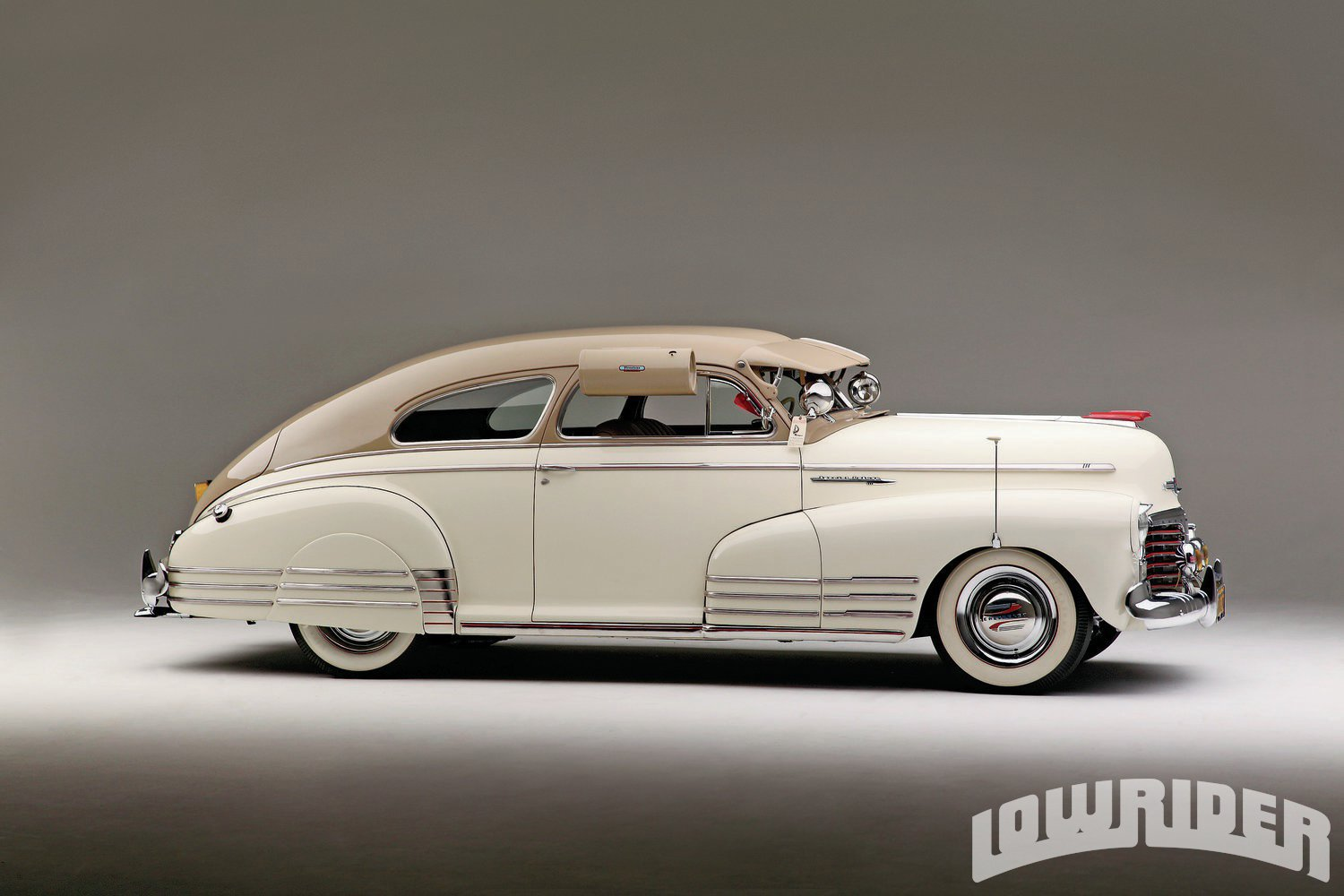 Used 2014 Chevy Impala >> 1942 Chevrolet Special Deluxe - Lowrider Magazine