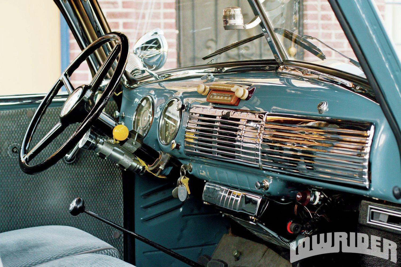 Nevada Auto Sound >> 1949 Chevrolet Thriftmaster - Lowrider Magazine