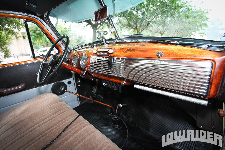 1953 Chevrolet 3100 Pickup Truck Lowrider Magazine
