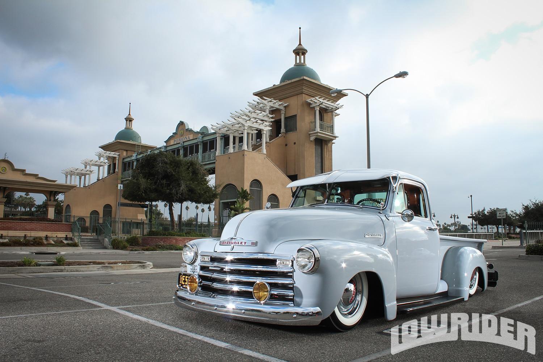 1953 Chevrolet 3100 Pickup Truck - Lowrider Magazine