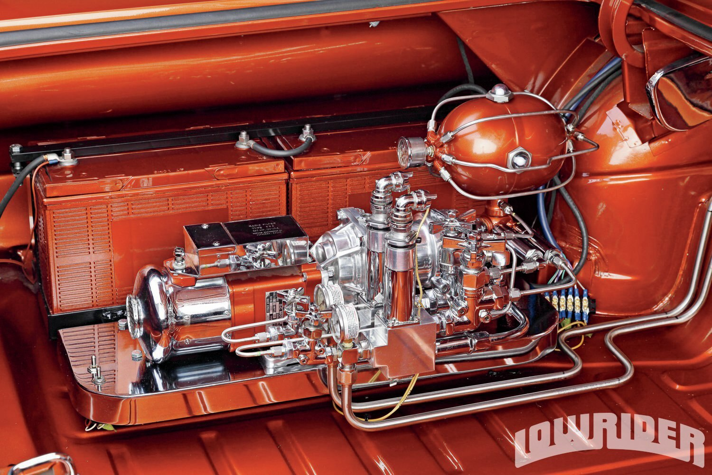 1960 Chevrolet Impala Convertible - Lowrider Magazine