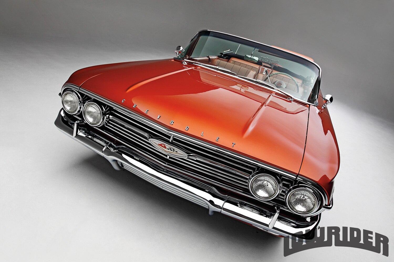Used 2014 Chevy Impala >> 1960 Chevrolet Impala Convertible - Lowrider Magazine