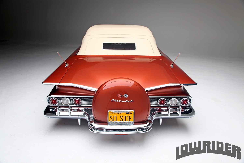 64 Impala Convertible >> 1960 Chevrolet Impala Convertible - Lowrider Magazine