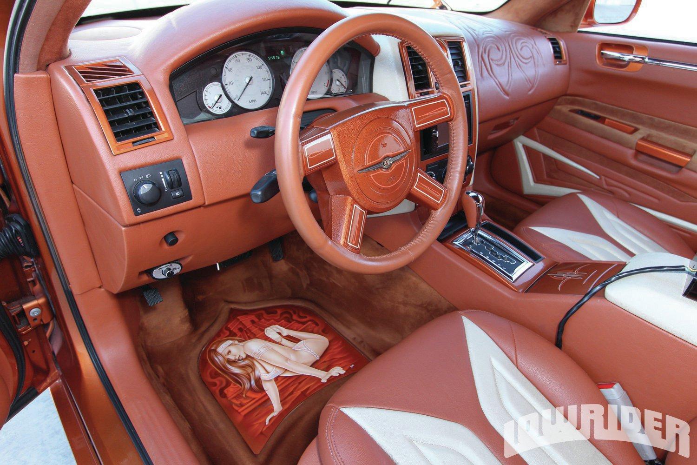 2005 Chrysler 300 Interior Parts