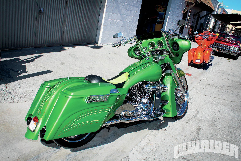 Danny D Lowrider Original Motorcycle