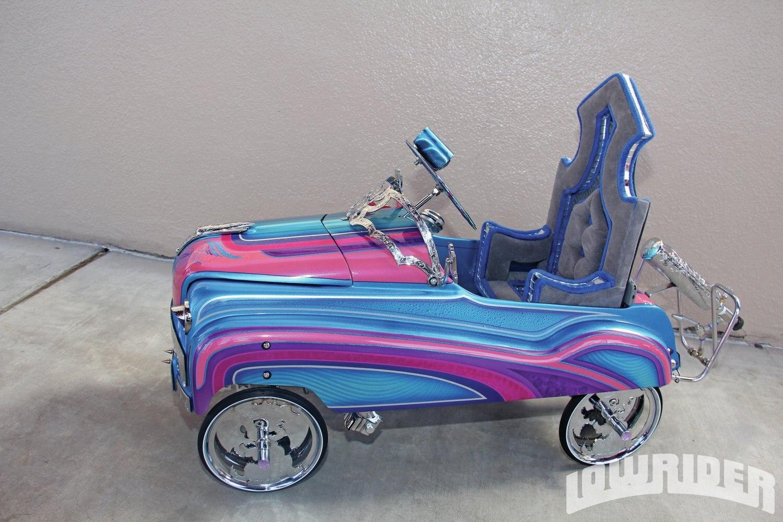 Mya Monster Pedal Car Lowrider Magazine
