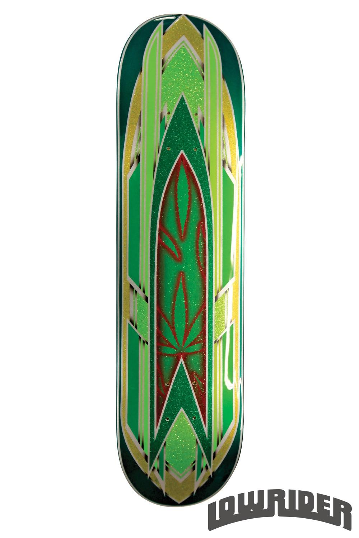 Tintaz Custom Skateboard Decks