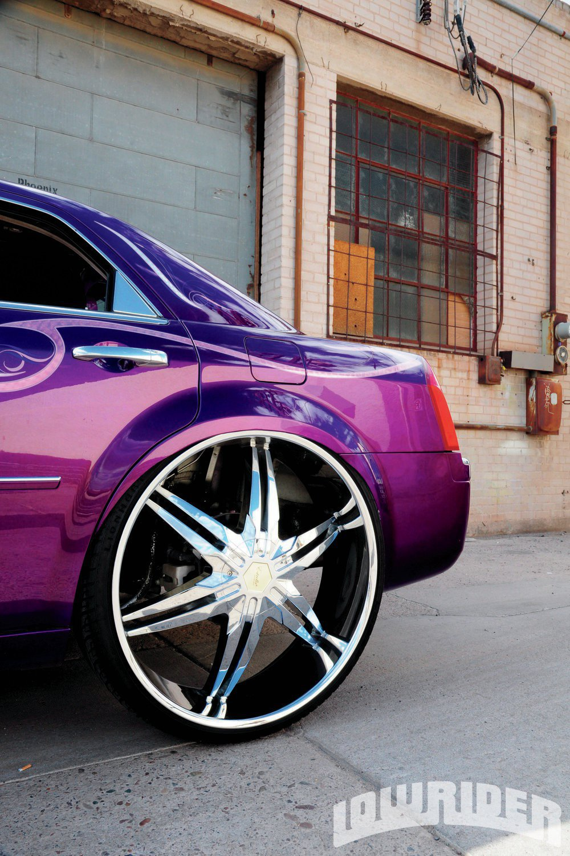 Lowrider Rims And Tires >> 2006 Chrysler 300C - Lowrider Magazine