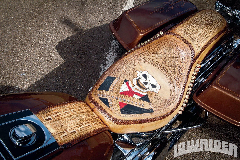 Chevrolet Deluxe Gmc Harley Davidson Custom Seat on Harley Heritage Springer