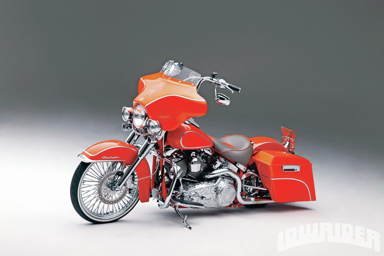 2008 Harley Davidson Softail Deluxe Lowrider Magazine
