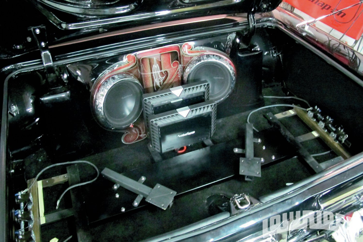 Audio and Hydraulic Installation - Lowrider Magazine