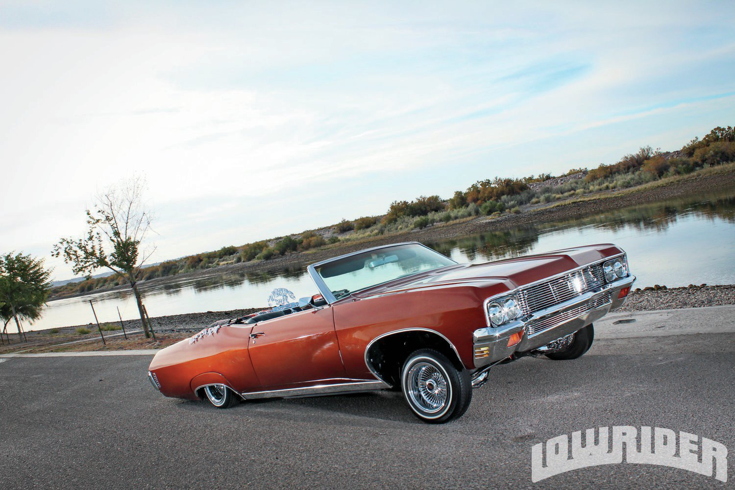 1970 Chevrolet Impala Convertible The Mohave 70
