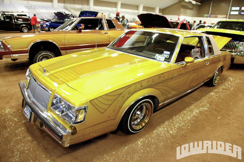 West Texas Blvd Car Show - Lowrider Magazine