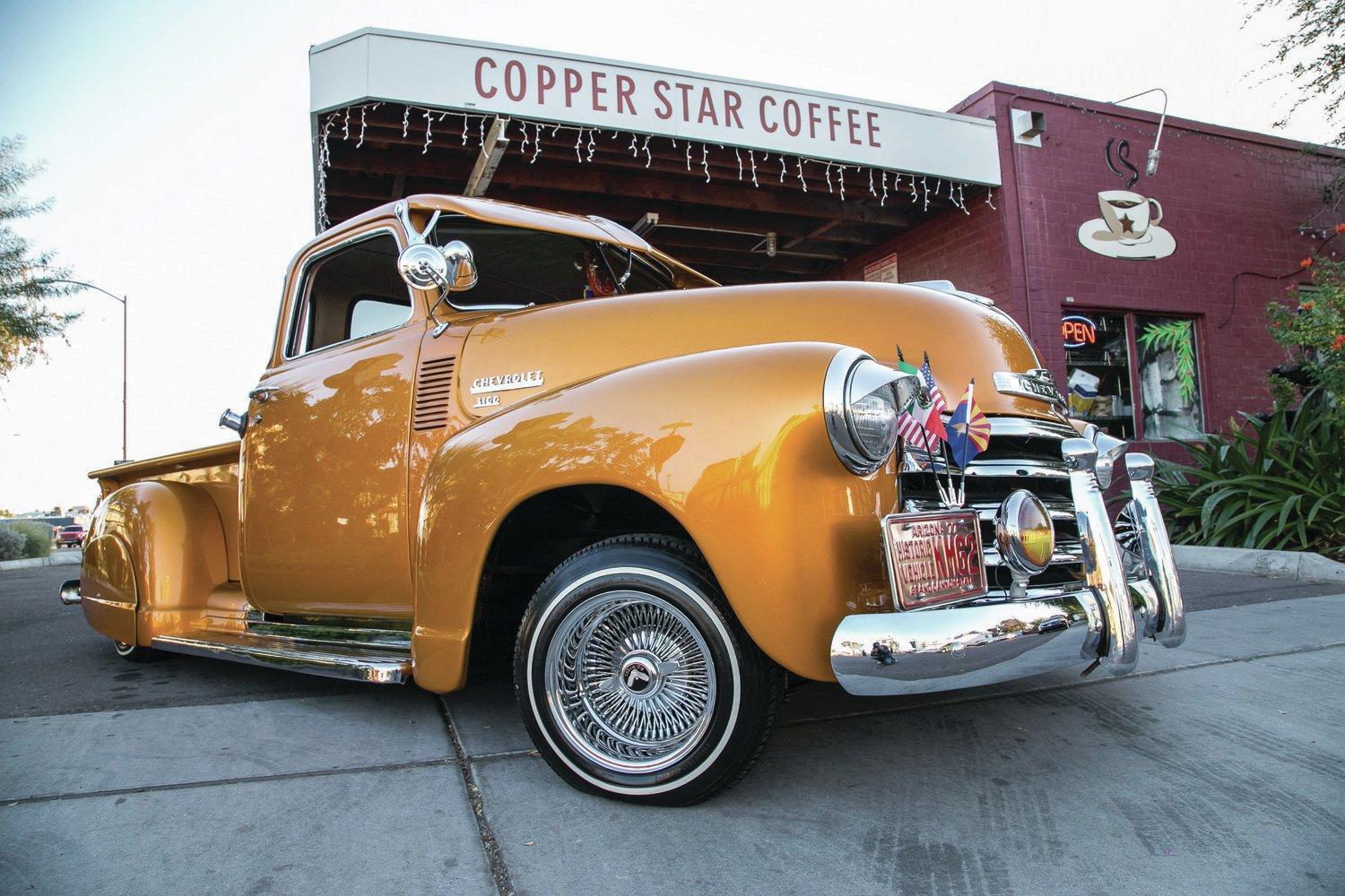 1951 Chevrolet 3100 Central Avenue Wiring 15 16