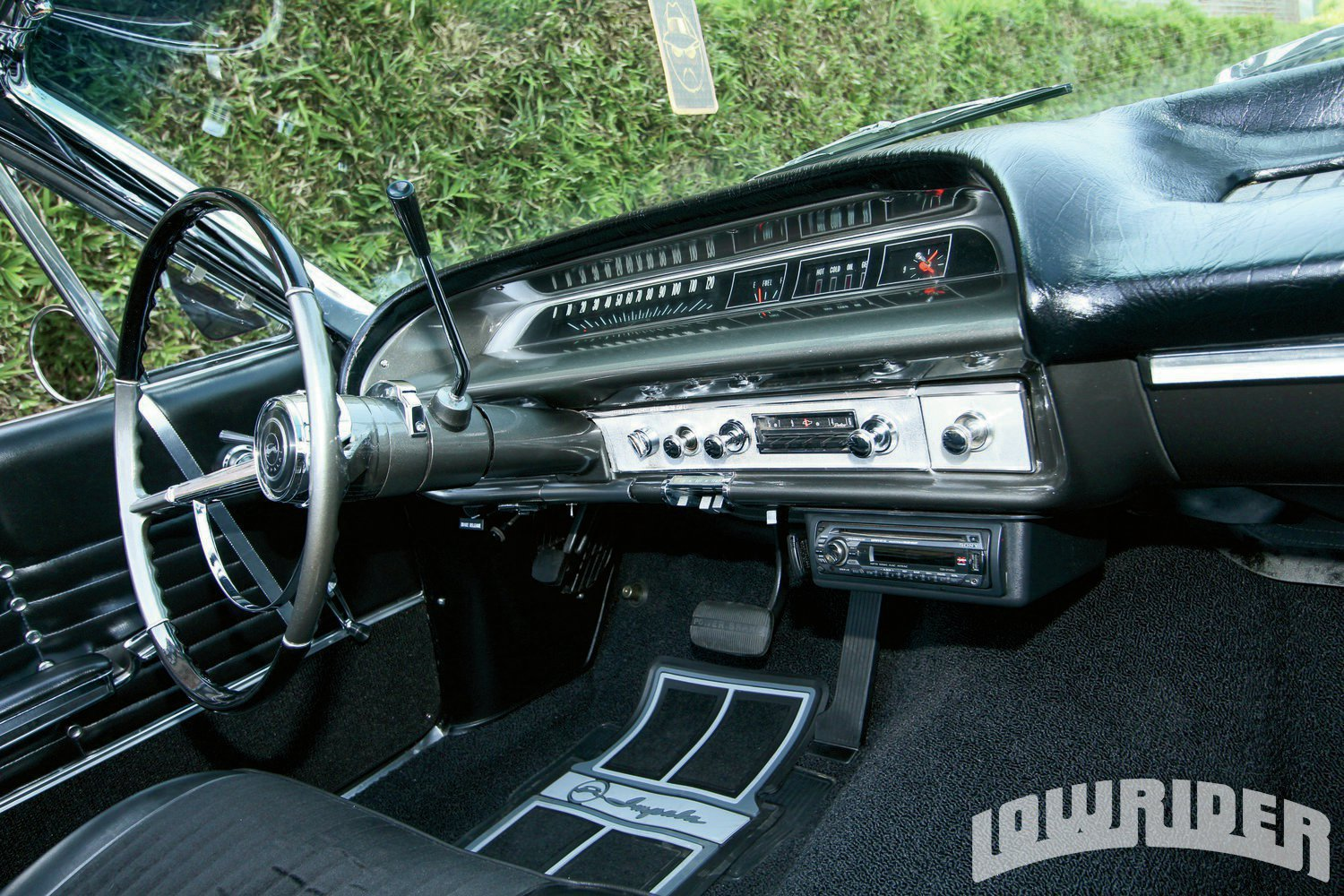 1964 chevrolet impala convertible dedicated rag. Black Bedroom Furniture Sets. Home Design Ideas