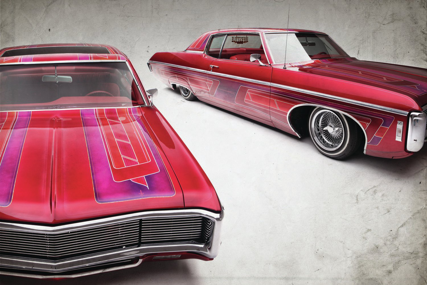 1969 chevrolet caprice and 1968 impala products of the. Black Bedroom Furniture Sets. Home Design Ideas