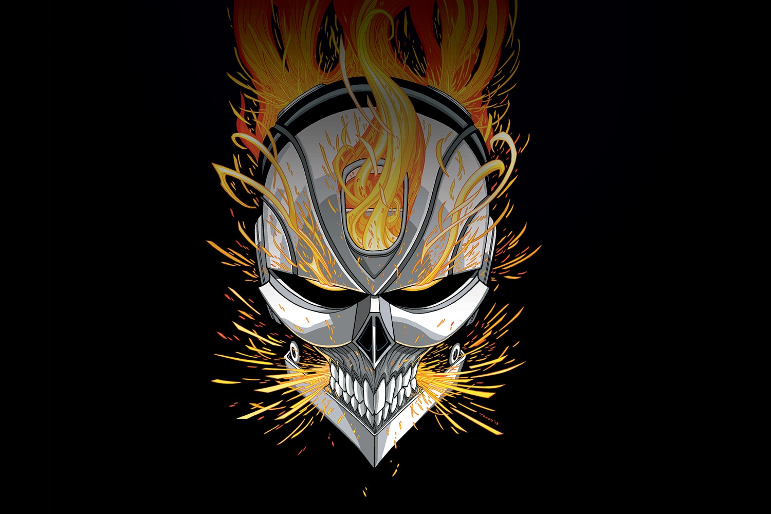 the all-new ghost rider first issue preview