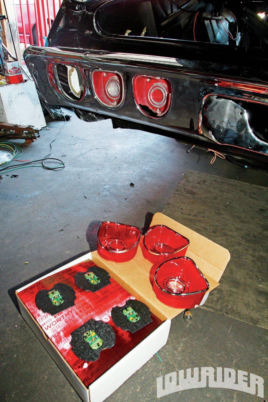 Dakota Digital LEDs For Your Impala