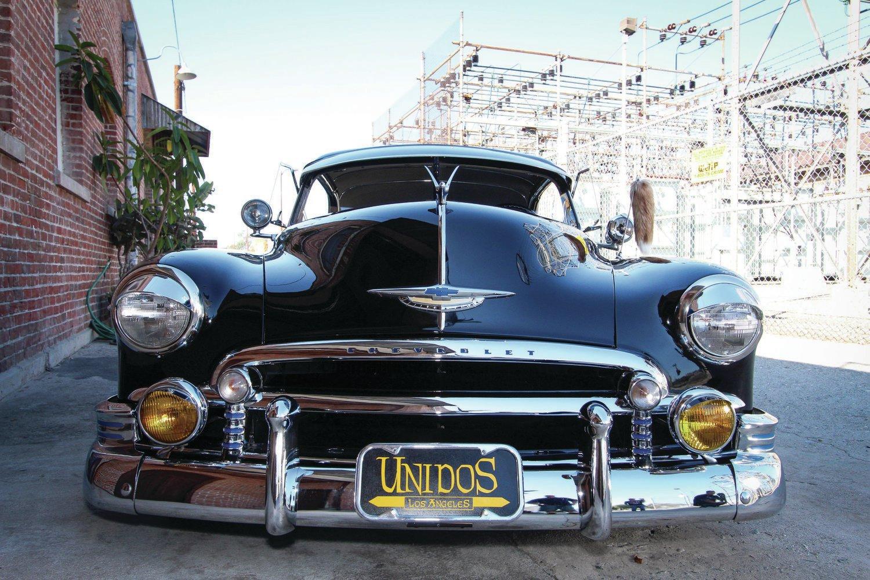 1950 Chevrolet Deluxe 50 Chevy Deluxe
