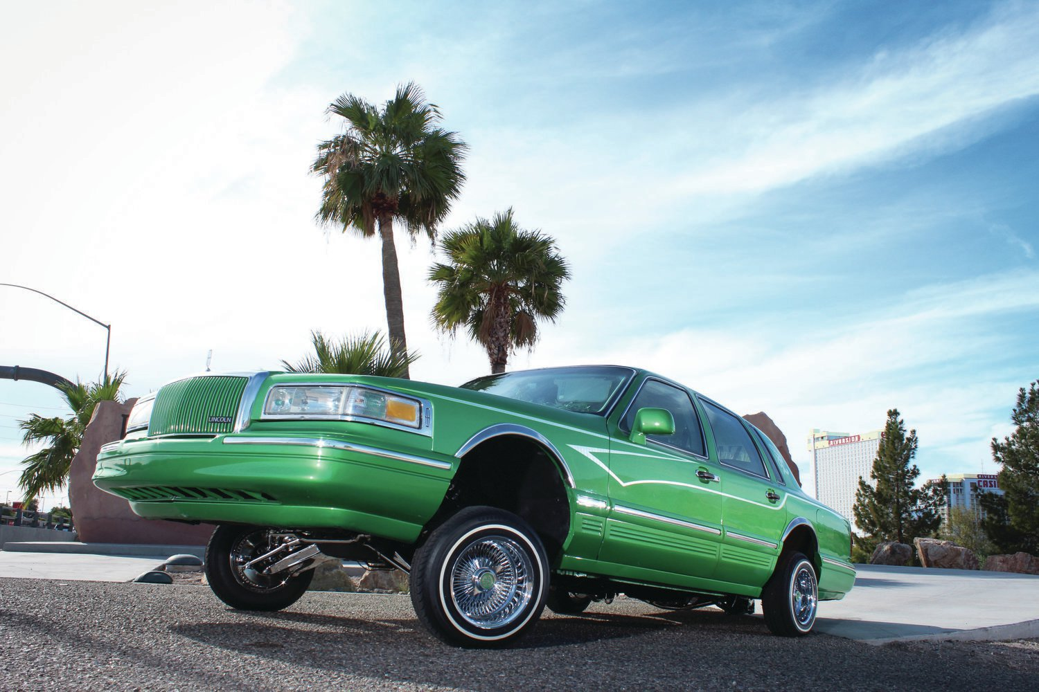 1995 Lincoln Town Car Chronic Series 95