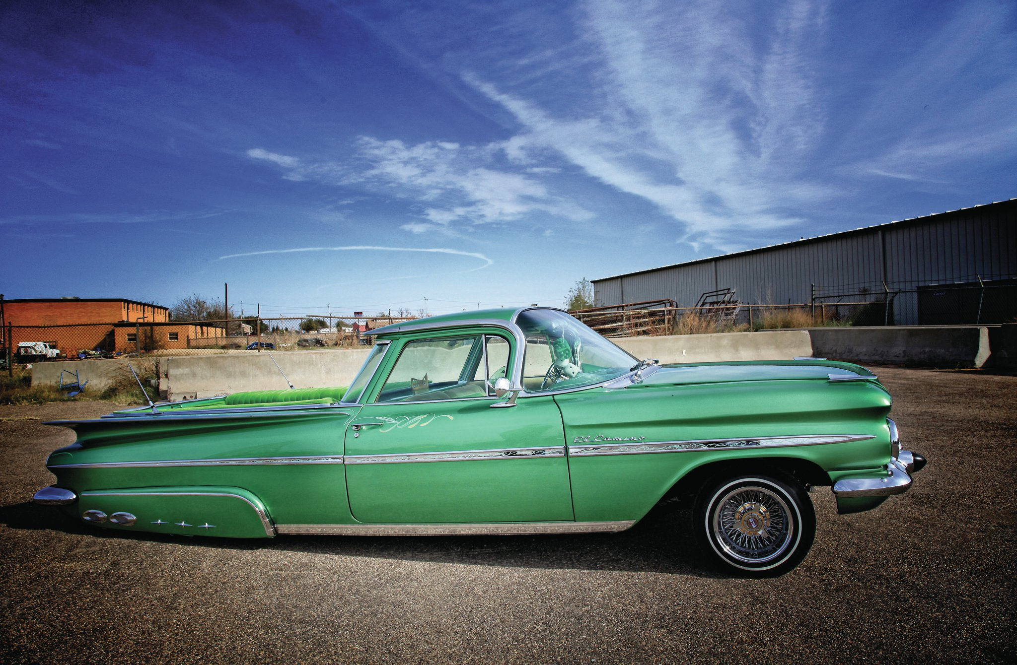 1959 Chevrolet El Camino The Return Of Quot Mister Quot Style