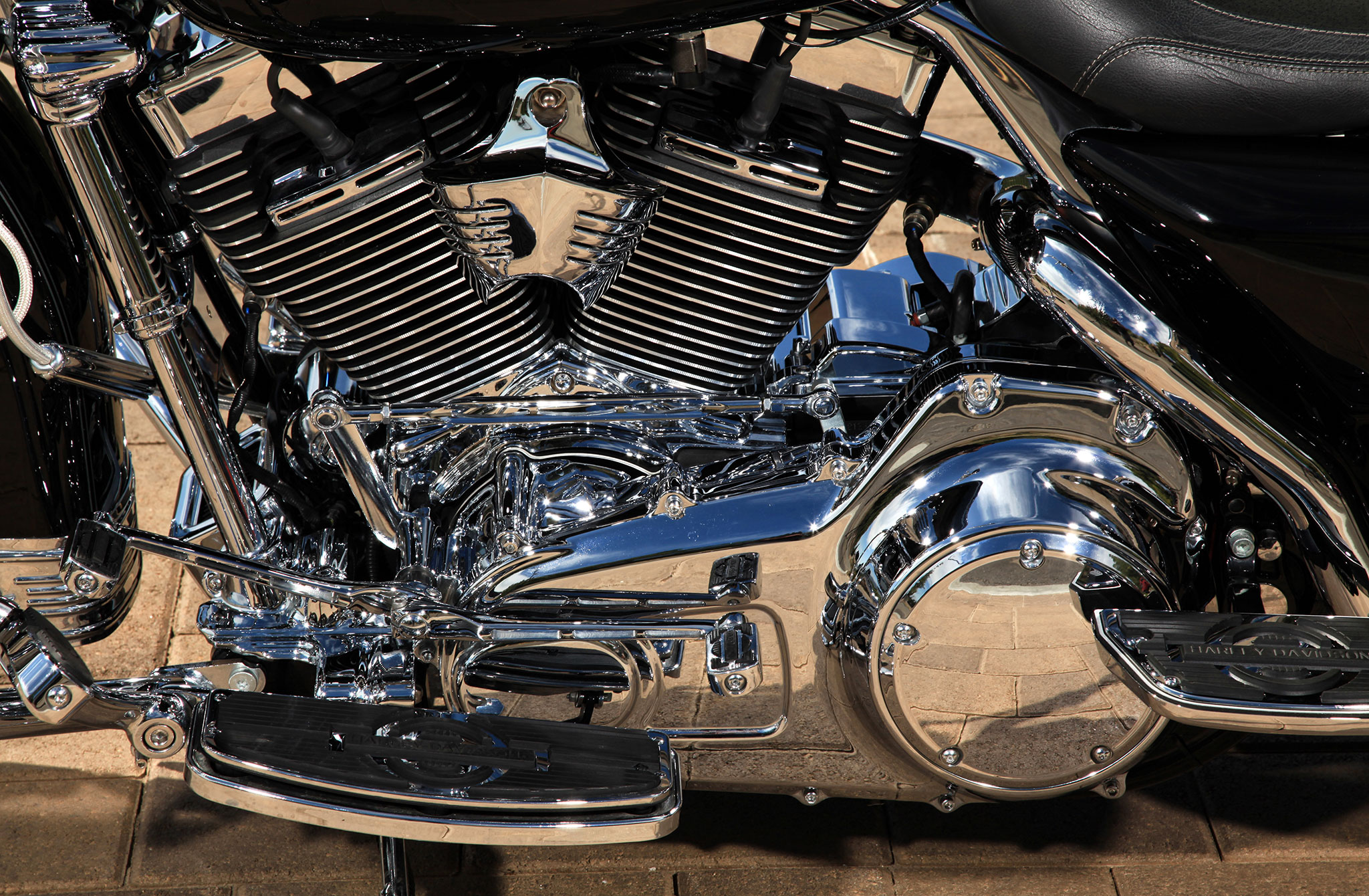 2008 Harley Davidson Road King Classic Wicked Hd