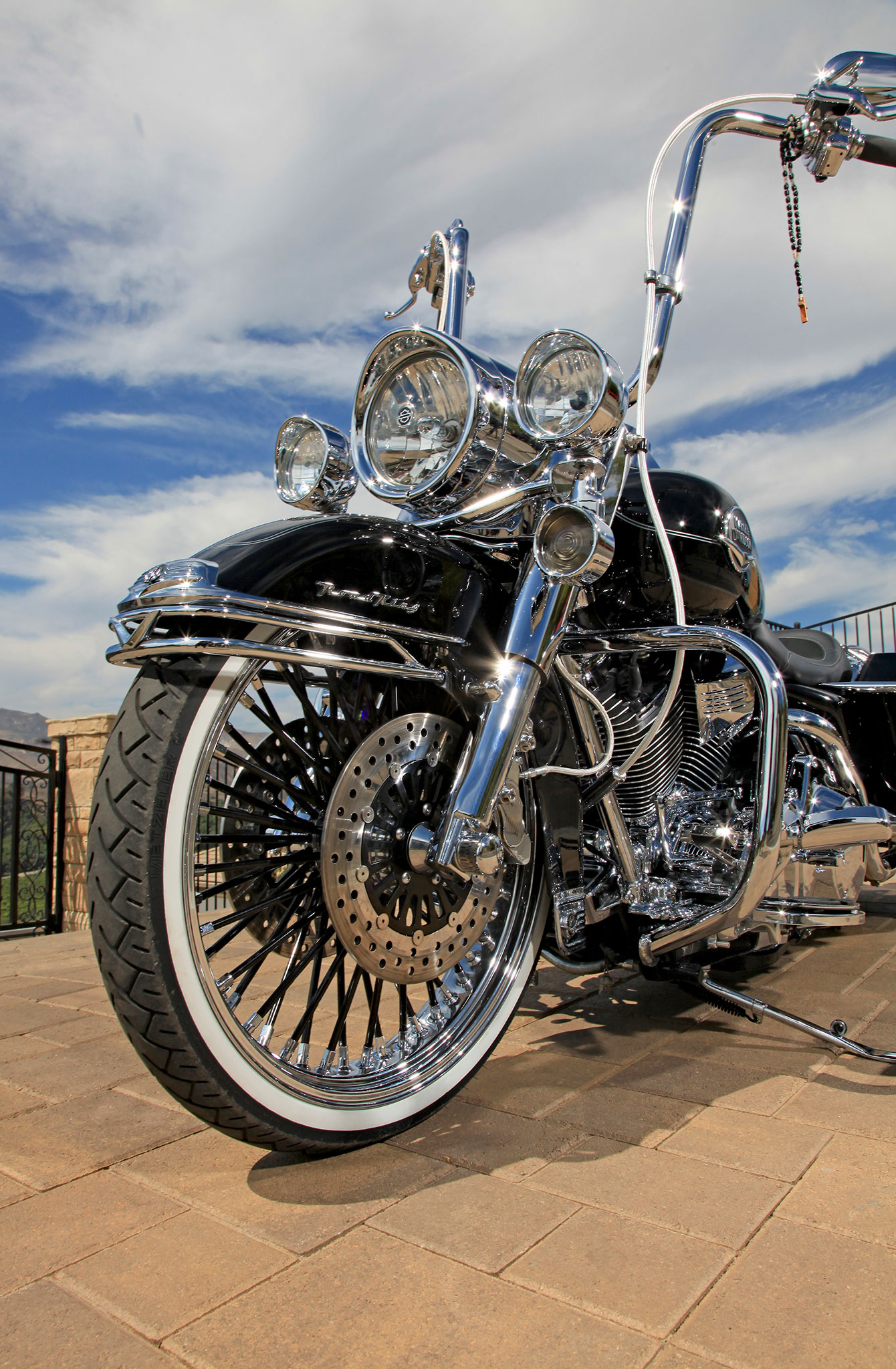 2008 Harley Davidson Road King Classic - Wicked HD