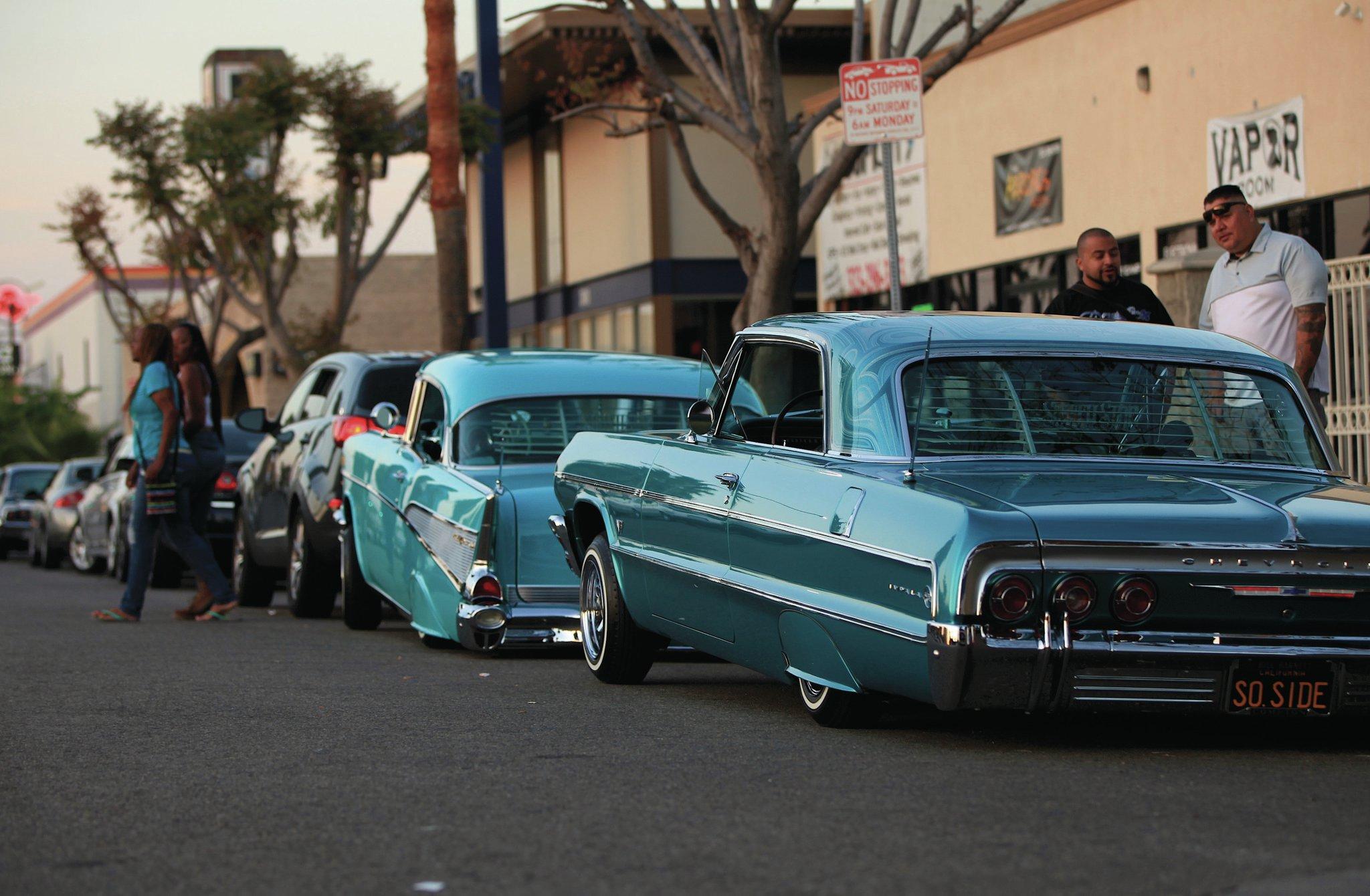 Crenshaw Boulevard Sunday Cruise So Cal Timeless