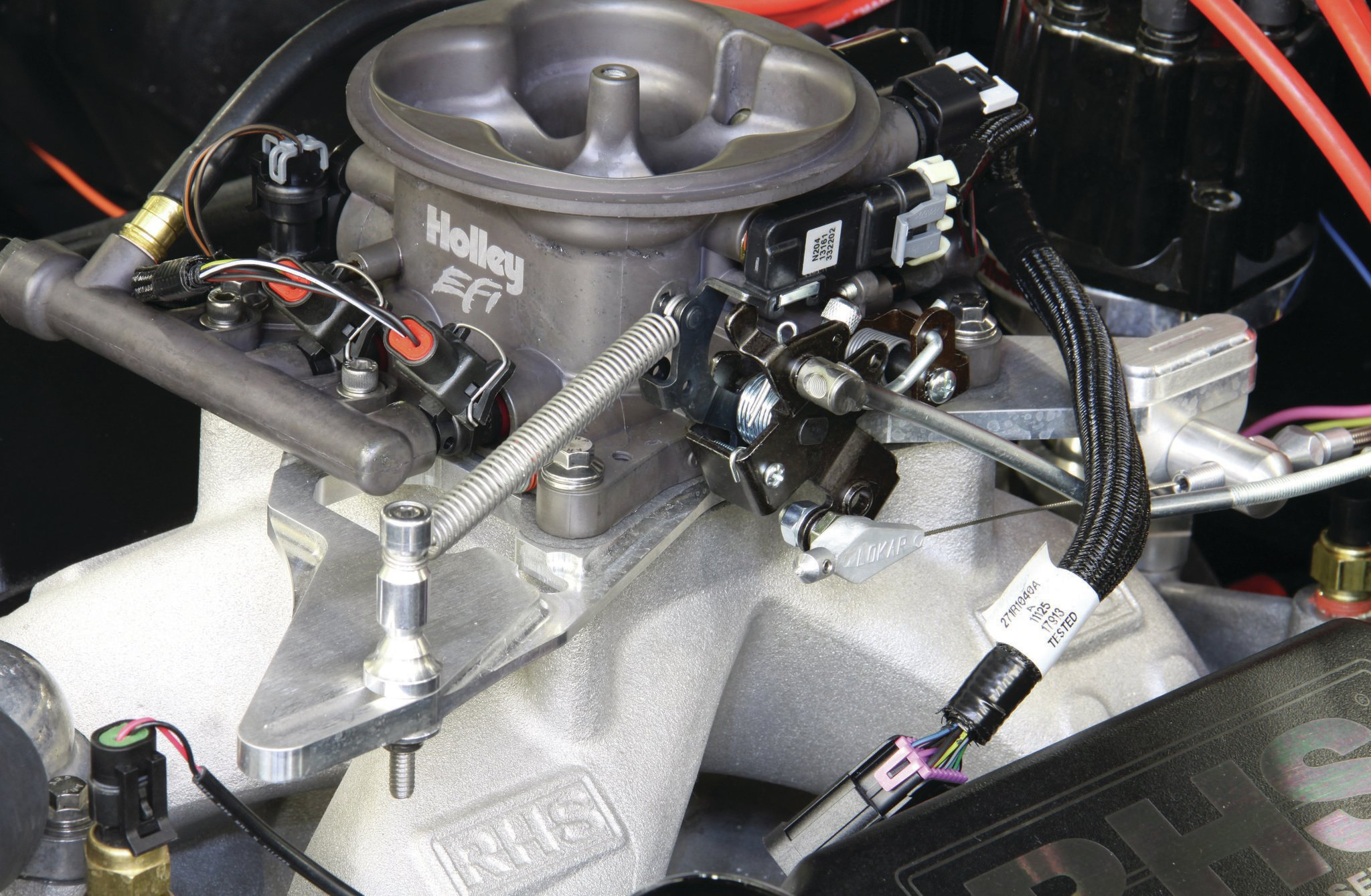 Holley Terminator Efi Kit Install Adding Fuel To An Old Fire
